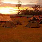 Ioribiwa sunset