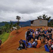 Anzac trip Nauro kokoda track