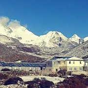 Dingboche winter