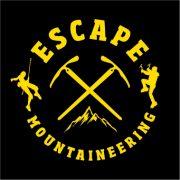 Excape Mountaineering LOGO_EM_LOGO_YWLonBLK