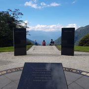 Isurava memorial sitting