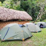 Kokoda campsite