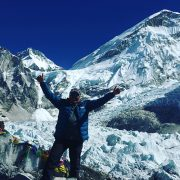 manju-at-everest-base-camp
