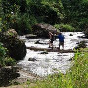 river crossing kokoda trail