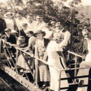 Katoomba worlds steepest railway