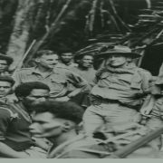 Kokoda officers and carriers wide