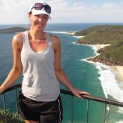 Michelle on Tomaree