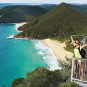 Tomaree lookout