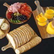 DPS tasting plate 1