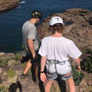 Rock Climbing Anna Bay