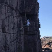 abseil port stephens