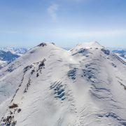 MT Elbrus from above