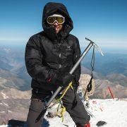 the summit of elbrus
