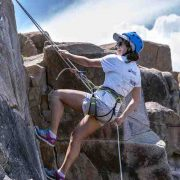 abseiling port stephens