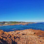 Looking at Fishermans bay